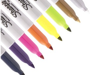 Leave Your Mark with Custom Sharpies