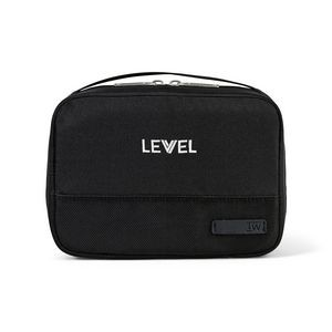 Travis & Wells® Ashton Travel Organizer Black
